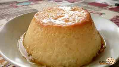 Flan de huevo casero,tradicional (receta de la abuela)