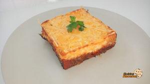 Musaka, un plato típico griego